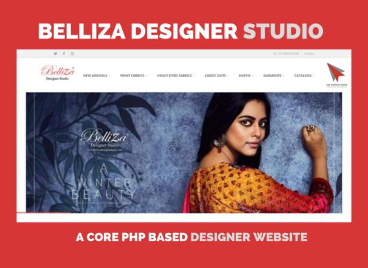 Belliza Designer Studio