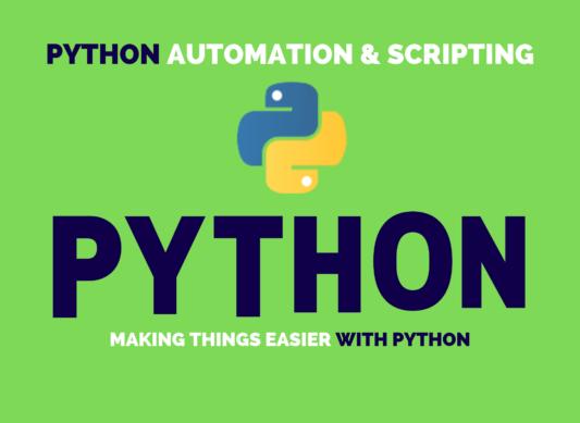 Python Automation & Scripting