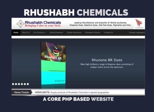 Rhushabh Chemicals