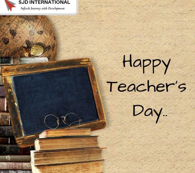 Happy Teachers Day!