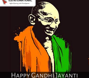 Happy GandhiJayanti
