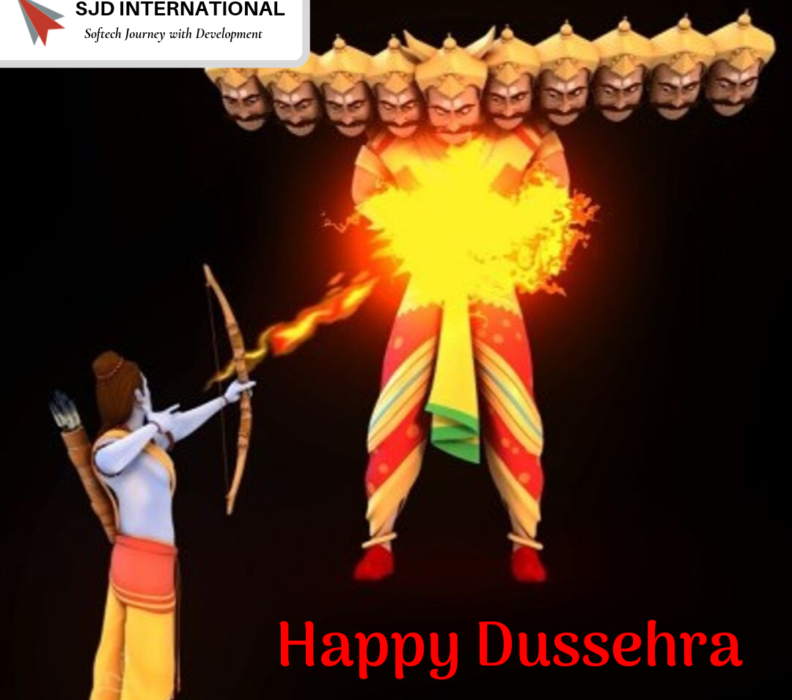 Happy Dussehra.